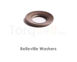 Belleville Washers