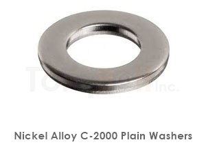 Hastelloy C-2000 Washers