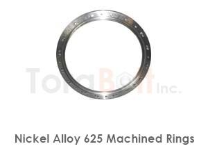 Inconel 625 Rings
