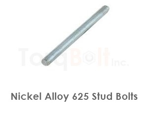 Inconel 625 Stud Bolts