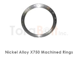 Inconel X750 Rings