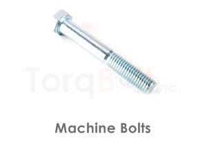 Machine Bolts