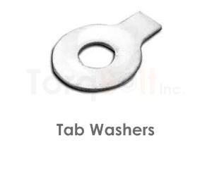 Tab Washers