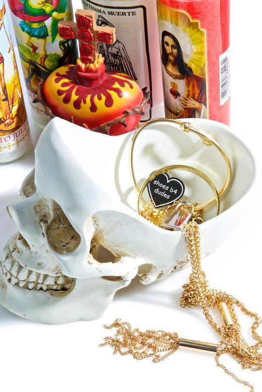 Brain Drain Skull Tray