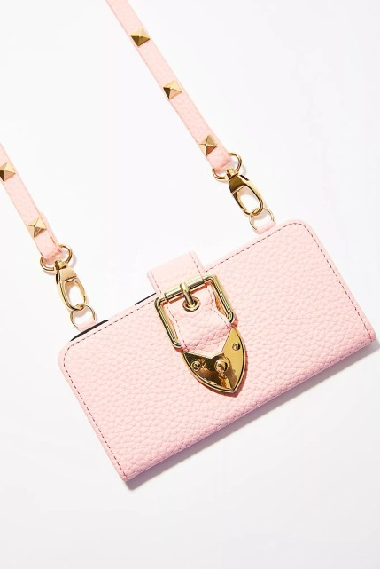 Valfré Pink Elena Crossbody IPhone Case