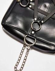 Pentagram Crossbody Bag