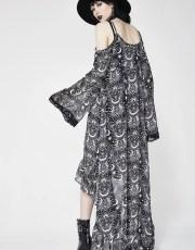 Killstar New Moon Maiden Dress
