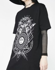 Killstar Black Sun T-Shirt