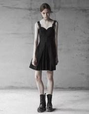 Punk Rave Deadly Beauty Dress