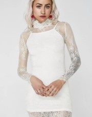 Sugar Thrillz Self Indulge Lace Dress