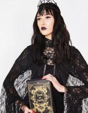 Halloween Book Of Spells Bag
