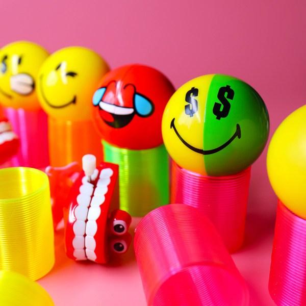 Smiley Halves Lineup