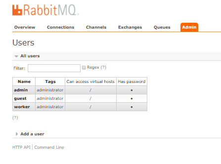 screenshot 03 - RabbitMQ management 03