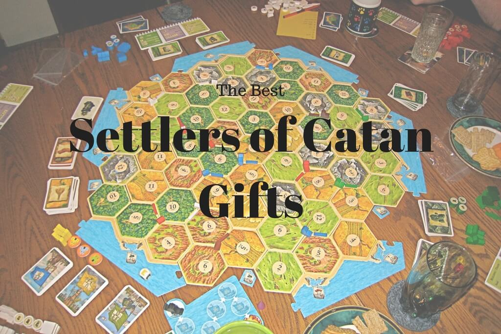 Best Settlers Of Catan Gifts Hexagamers
