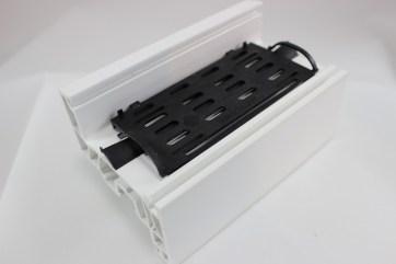 Glasfalzeinlage Profine 76mm mit erhöten Seiten GFE-PR-BT76