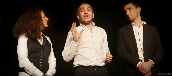 Cabaret All'arrabbiata : 10 jours au Théâtre du Grand Rond