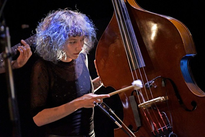 Camille Hardouin en trio au Bijou