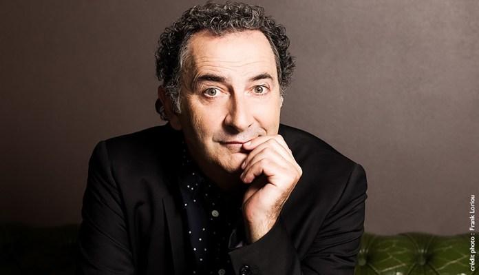 François Morel en ouverture de saison au FLF