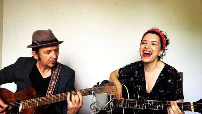 Lili Cros & Thierry Chazelle, le concert confiné