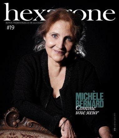 couverture hexagone 19 Michèle Bernard