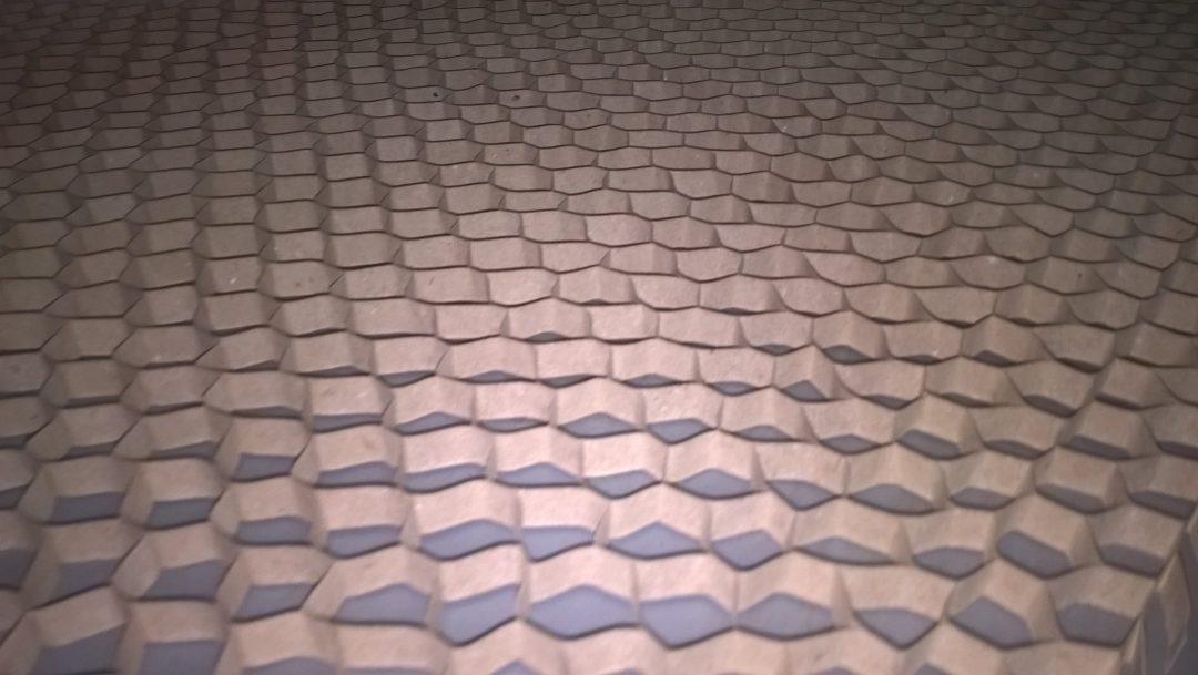 Płyta przekładka papierowa plaster miodu