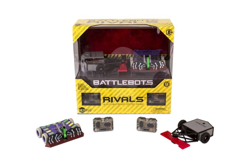 Hexbug BattleBots Rivals