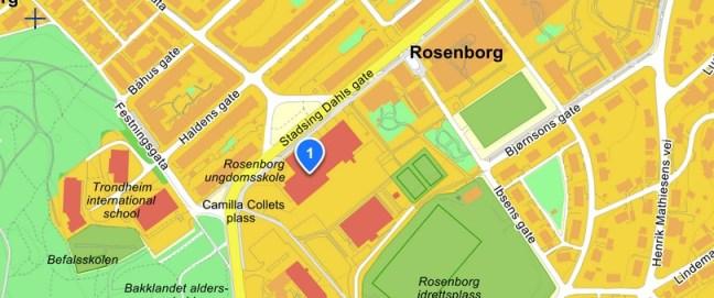 kart_rosenborg_skole