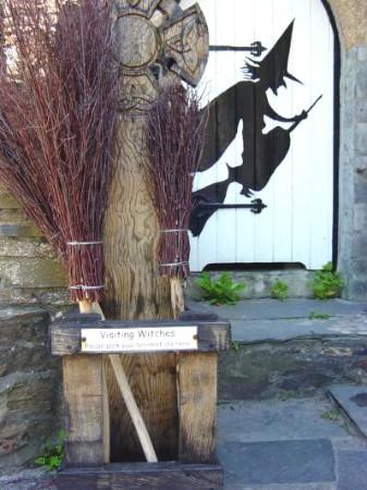 Boscastle Witch
