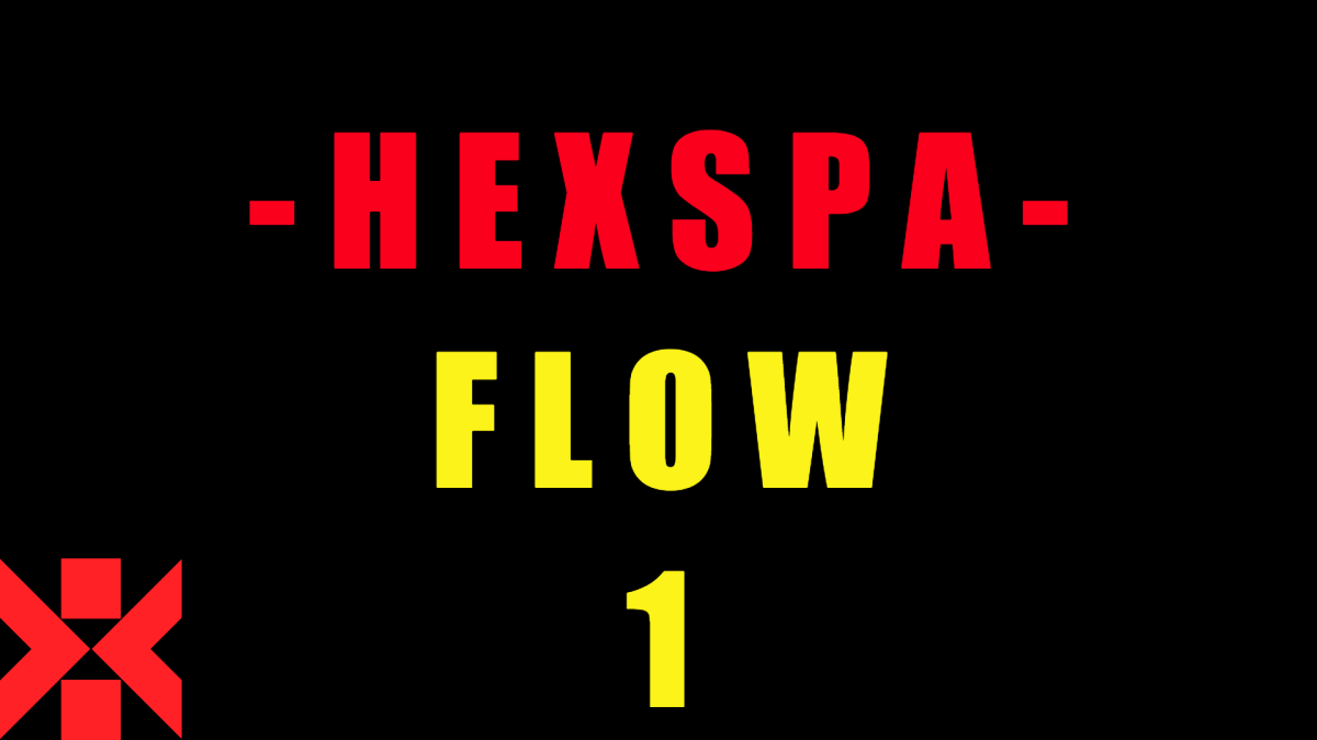 FLOW 1 – Arrival (Overview)