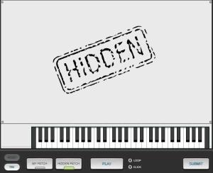 easy synth programming - intro hidden