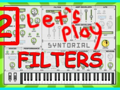 Easy Synth Programming – Filters