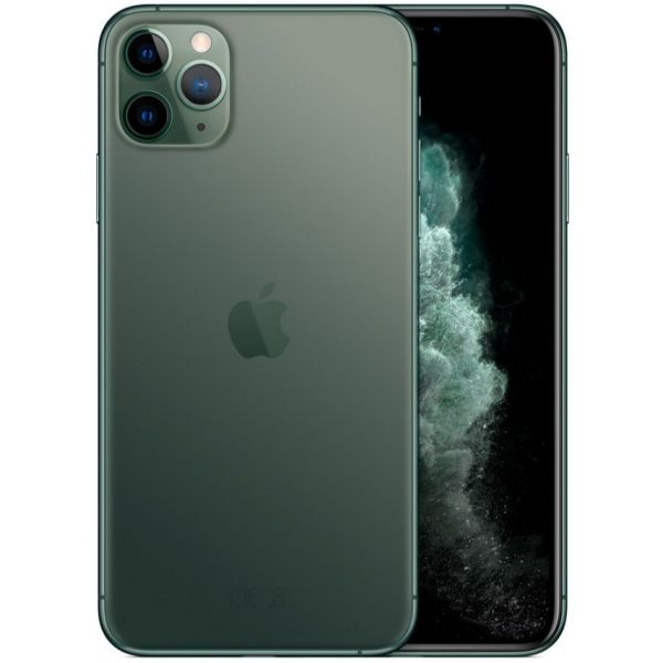 Midnight Green IPHONE 11 pro max 11