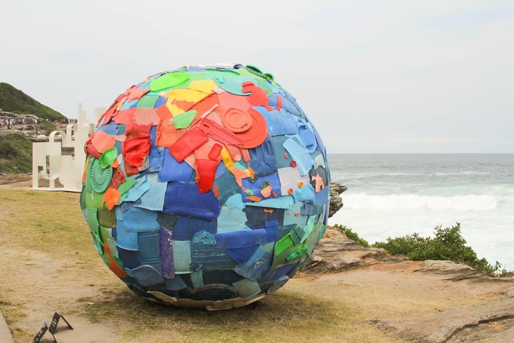 'plastic world' by Carole Purnelle & Nuno Maya