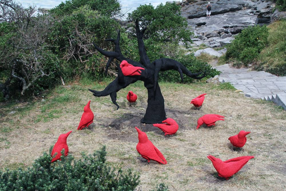 'east of the mulberry tree - the legend of the ten red crows' by Mikaela Castledine
