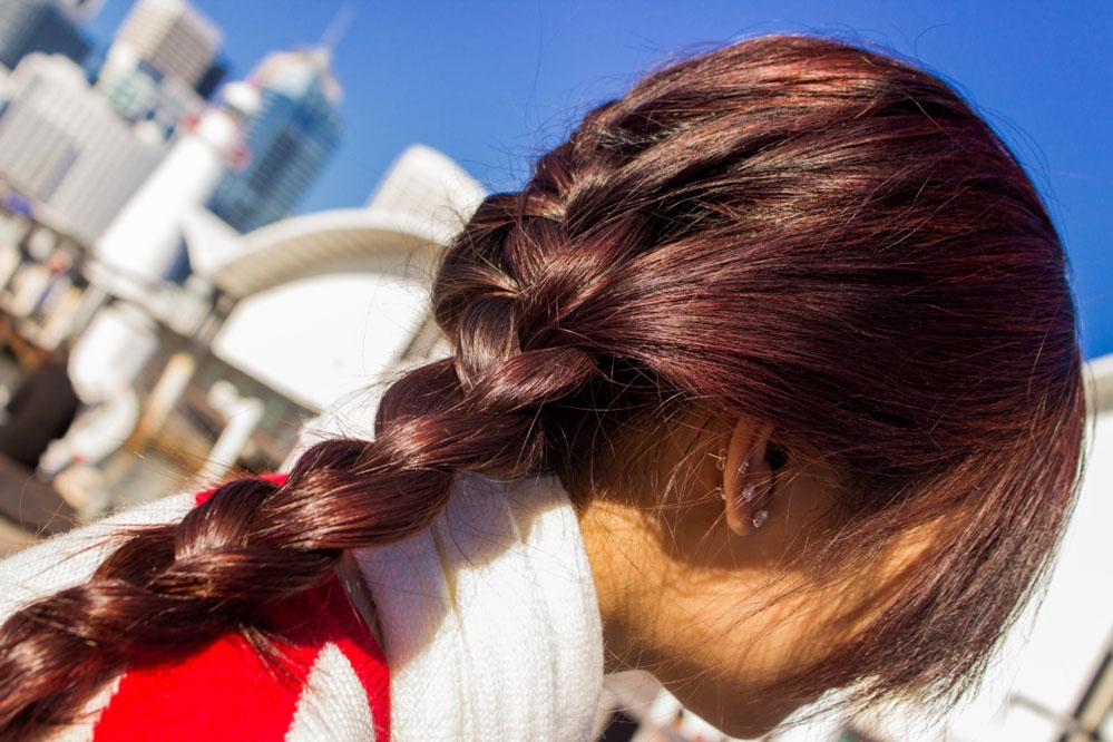Fashion Friday Red Stripes-5