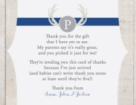 Thank You Card (Back)