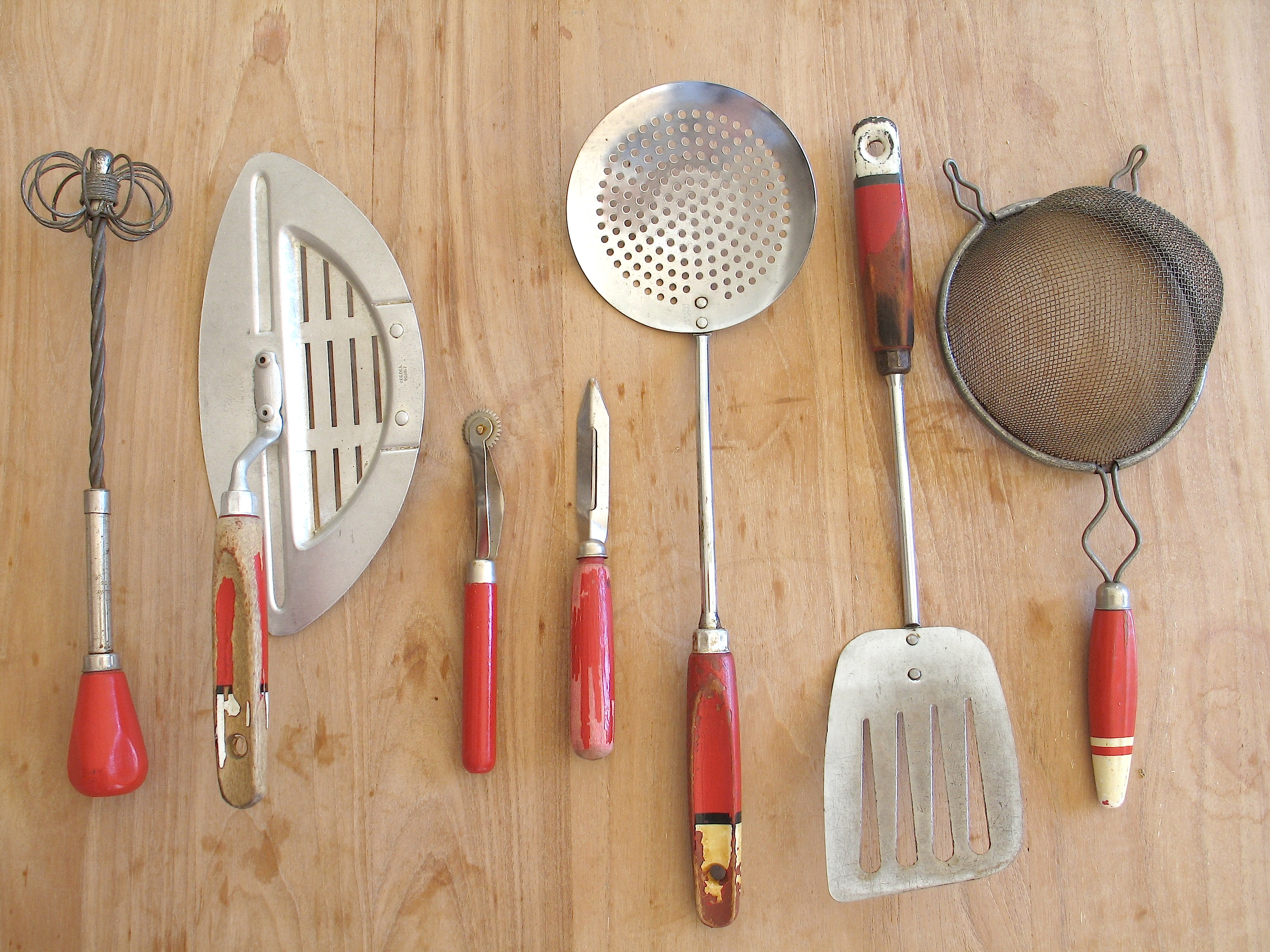 Cooking Utensils Names And Pictures
