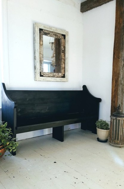 Pew Style BEnch 6foot