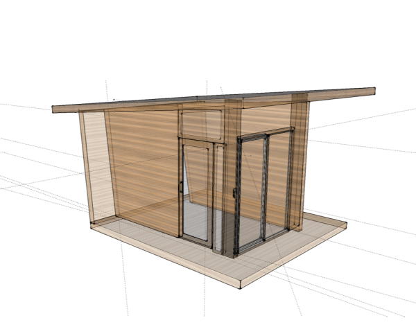 Shed Plans by heycountry.ca