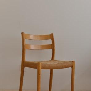 Niels O. Moller Chair 84
