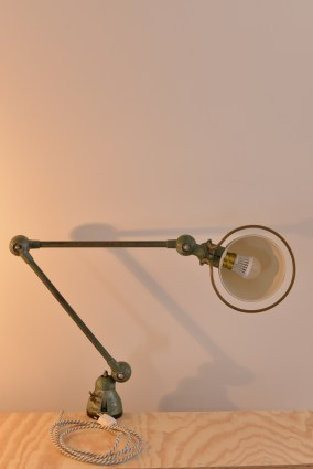 Jielde French Industrial Lamp