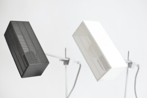 Max Bietenholz AG Kloten Cube Lamps Lampe Black and White
