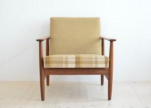 Ingmar Relling Lounge Chair 1960s Norway Design heyday möbel moebel Zürich Zurich Binz