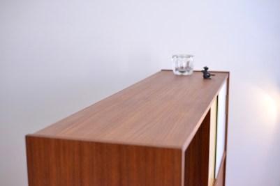 East Indian Rosewood Sideboard Highboard Credenza with Bar heyday möbel moebel Zürich Zurich Binz