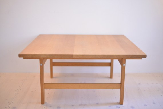 Hans Wegner Oak Coffee Table Andreas Tuck heyday möbel moebel Zurich Zürich Binz
