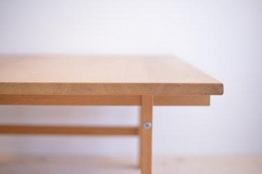 Hans Wegner Oak Coffee Table Andreas Tuck heyday möbel moebel Zurich Zürich Binz
