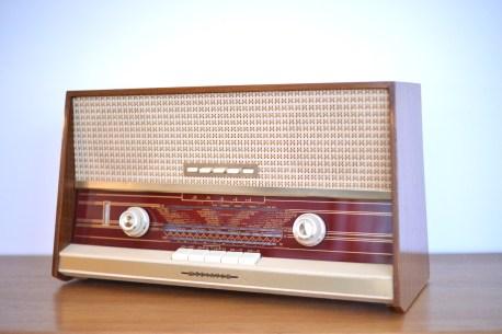 Mediator Radio La Chaux de Fonds 1961 heyday möbel moebel Zürich Zurich Binz