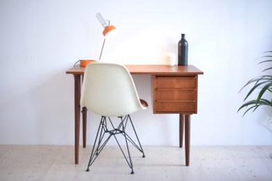 Steens Teak Office Desk heyday möbel moebel Zurich Zürich Werkhof Binz Altstetten