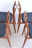 Swissteak Chairs Dining Set heyday möbel moebel Zürich Zurich Binz Altstetten Vintage Mid-Century