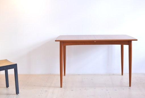 Mid Century Swissteak Extendable Table heyday möbel moebel Zurich Zürich Binz Altstetten